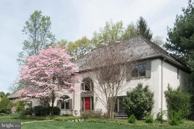 Bryn Mawr PA Single Family Home For Sale: $1,150,000