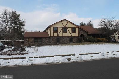 Huntingdon Valley Single Family Home For Sale: 3764 Wheatsheaf Road
