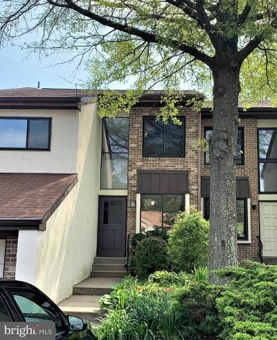 Ambler Townhouse For Sale: 3201 Adams Way