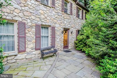 Huntingdon Valley Single Family Home For Sale: 2304 Terwood Road