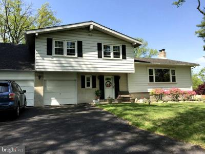 Huntingdon Valley Single Family Home For Sale: 2327 Fairway Road