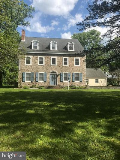Huntingdon Valley Single Family Home For Sale: 4325 Shoemaker Road