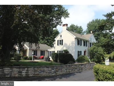 Montgomery County Single Family Home For Sale: 1810 Berks Road