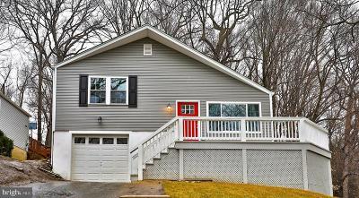 Single Family Home For Sale: 2441 Edgecomb Avenue
