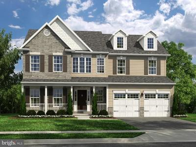 Montgomery County Single Family Home For Sale: Lot 26 Sunnyvale