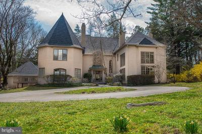 Gladwyne Single Family Home Active Under Contract: 1146 Youngsford Road