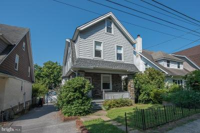 Narberth Single Family Home For Sale: 506 N Essex Avenue