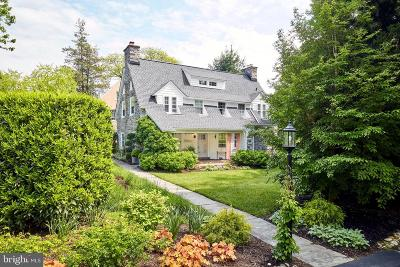 Haverford Single Family Home For Sale: 416 Berkley Road