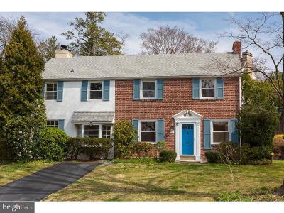 Wynnewood Single Family Home For Sale: 461 Rock Glen Drive