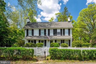 Gladwyne Single Family Home For Sale: 914 Black Rock Road