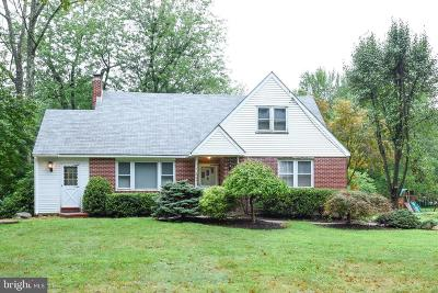 Ambler Single Family Home Active Under Contract: 714 Cedar Hill Road