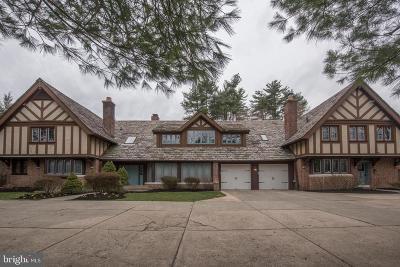Villanova Single Family Home For Sale: 1851 Mallard Lane