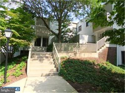 Narberth Condo For Sale: 1750 Oakwood Terrace #16D