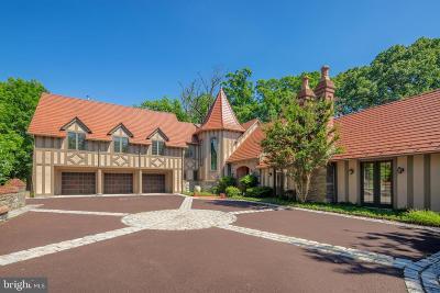Villanova Single Family Home For Sale: 1224 Valley Road