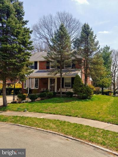 Ardmore Single Family Home For Sale: 131 Barrie Road