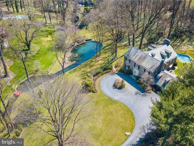 Haverford Single Family Home For Sale: 146 Cheswold Valley Road