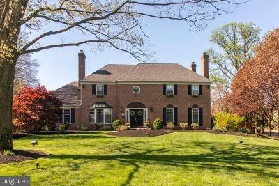 Huntingdon Valley Single Family Home For Sale: 296 Wyndmoor Circle