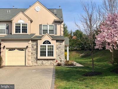 Plymouth Meeting Townhouse For Sale: 110 Donna Drive