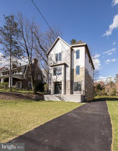 Jenkintown Single Family Home For Sale: 206 Township Line Road