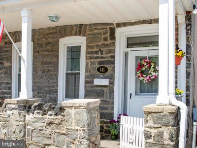 Montgomery County Single Family Home For Sale: 141 Jones Street