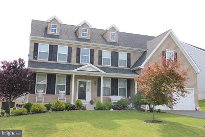 Montgomery County Single Family Home For Sale: 603 Madison Court