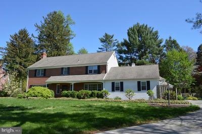 Villanova Single Family Home For Sale: 517 N Spring Mill Road
