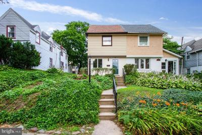 Wynnewood Single Family Home For Sale: 1473 Hampstead Road