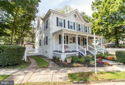 Merion Station Single Family Home For Sale: 168 Idris Road