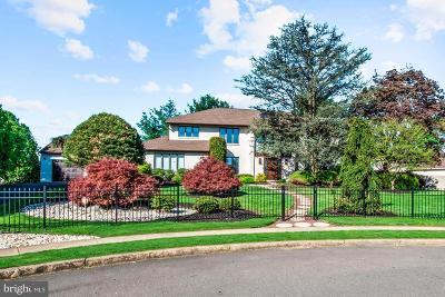 Huntingdon Valley Single Family Home For Sale: 92 Kent Road