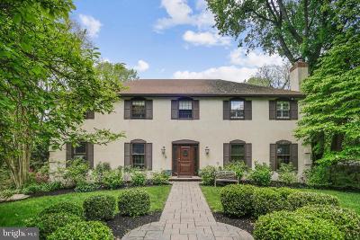 Villanova Single Family Home For Sale: 2188 N Stoneridge Lane