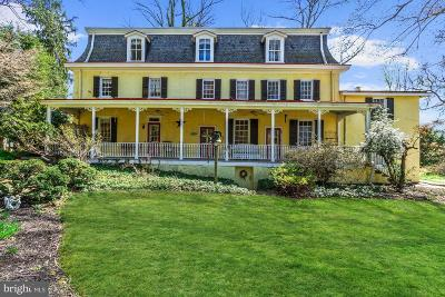 Audubon Single Family Home For Sale: 37 Crawford Road