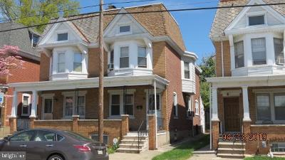 Norristown Single Family Home For Sale: 11 E Brown Street