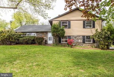 Huntingdon Valley Single Family Home For Sale: 1880 Bertram Road