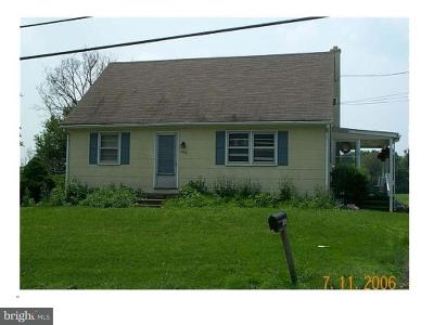Single Family Home For Sale: 4500 Skippack Pike