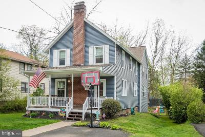 Hatboro Single Family Home For Sale: 531 Windover Road