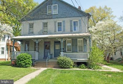Collegeville Multi Family Home For Sale: 439 W Main Street