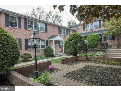 Narberth Condo For Sale: 1334 Montgomery Avenue #F2