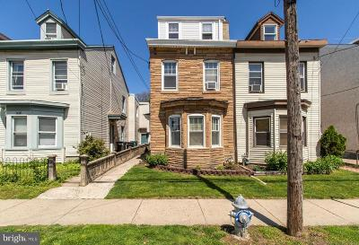 Conshohocken Single Family Home For Sale: 922 E Hector Street