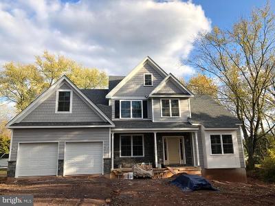 Audubon Single Family Home For Sale: Lot 6 Crawford Estates