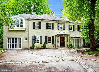 Bryn Mawr Single Family Home For Sale: 12 Airdale Road