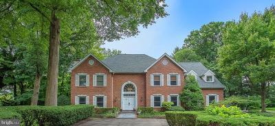 Villanova Single Family Home For Sale: 533 N Spring Mill Road