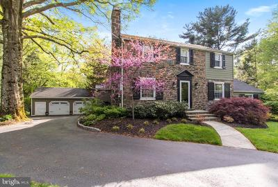 Blue Bell Single Family Home For Sale: 977 Valley Road