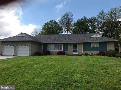 Hatboro Single Family Home For Sale: 2522 Damian Drive
