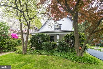 Jenkintown Single Family Home For Sale: 316 Greenwood Avenue