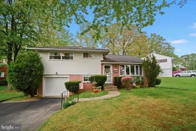 Abington Single Family Home Under Contract: 2800 Rossiter Avenue