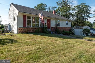 Willow Grove Single Family Home For Sale: 600 Church Street