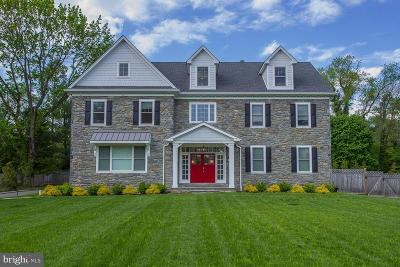 Montgomery County Single Family Home For Sale: 717 Conshohocken State Road