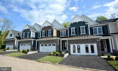 Ambler Townhouse For Sale: 001 White Field Court