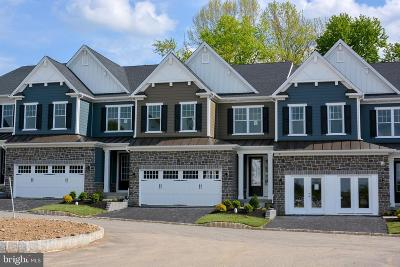 Ambler Townhouse For Sale: 3 White Field Court