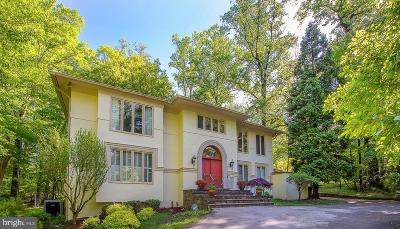 Narberth Single Family Home For Sale: 517 Righters Mill Road